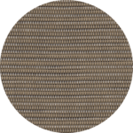 dark brown mesh swatch