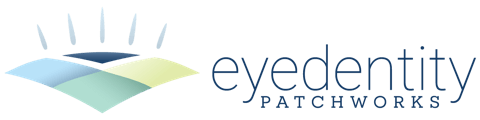 company logo for EyeDentity Patchworks